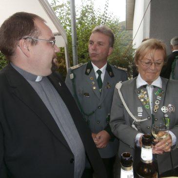 Einführung von Pfarrer Andreas Burg