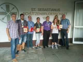 VR-Bank Neuwied-Linz zu Gast im Schützenhaus