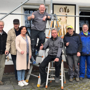 Waldbreitbacher Schützen bitten um Unterstützung